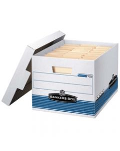 BANKERS BOX 703 ARCHIVE BOX,Extra Strength W305Xh250Xd410