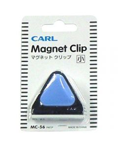 CARL MAGNETIC CLIP,MC56 45mm,Blue