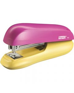 RAPID STAPLER F6,Half Strip,Pink / Yellow