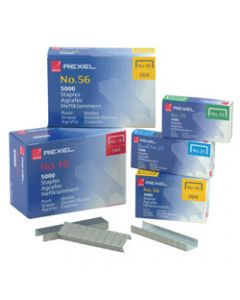 REXEL STAPLES,No.16 24/6,Box of 5000