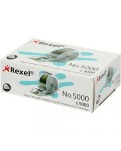 REXEL STAPLES CARTRIDGE,For Stella 30,Box of 5000