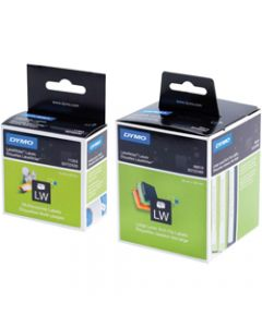 DYMO LW SHIPPING LABEL,Suits 4XL 105X159mm 220/Roll,Box of 220