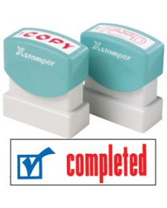 XSTAMPER STAMP CX-BN 2026,COMPLETED WITH ICON