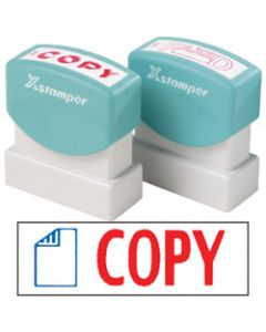 XSTAMPER STAMP CX-BN 2022,COPY WITH ICON
