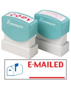 XSTAMPER STAMP CX-BN 2025,EMAILED WITH ICON