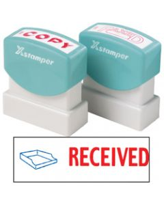 XSTAMPER STAMP CX-BN 2030,RECEIVED WITH ICON