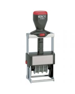 COLOP S2100/4 DATER,4mm Type Black