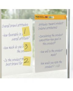 POST-IT 566 WALL PAD,508mm x 584mm,40 Sheets Pack