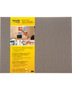 POST-IT CUT2FIT DISPLAY BOARD,558F-MCH Mocha
