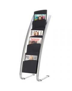 ALBA BROCHURE FLOOR STAND,6 Tier Single