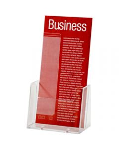 ESSELTE BROCHURE HOLDER,DL Free Standing Single