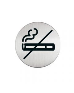DURABLE PICTOGRAM SIGN,No Smoking 83mm
