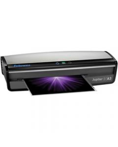 FELLOWES JUPITER 2 LAMINATOR,A3 250 Micron 6 Roller
