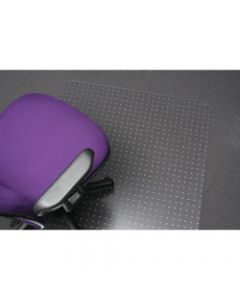 MARBIG TUFFMAT CHAIRMAT,Rectangle 120x150cm Clear