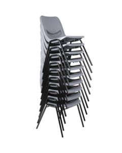 DURA CANTEEN CHAIR,Grey