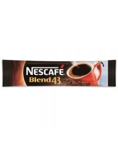 NESCAFE BLEND 43 INSTANT,Coffee 1.7gm Sticks,Pack of 1000