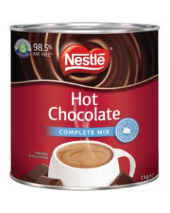 NESTLE HOT CHOCOLATE,Complete Mix 2Kg Tin