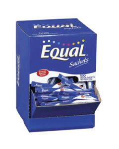 EQUAL SWEETENER PORTIONS,Sticks,Pack of 500
