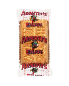 ARNOTTS SCOTCH FINGER NICE,Biscuits Portion Control,Pack of 150