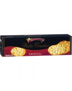 ARNOTTS WATER CRACKERS,Biscuits Portion Control,Pack of 150