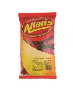 ALLEN'S JELLY BABIES 1.3KG,Pack