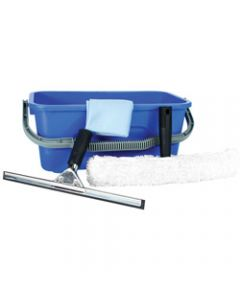 CLEANLINK WINDOW CLEANING KIT,Blue