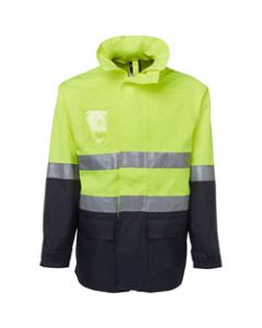 ZIONS 6DNLL HIVIS SAFETY WEAR,Day & Night L/Line Jacket