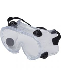 MAXISAFE SAFETY GOGGLES,Clear