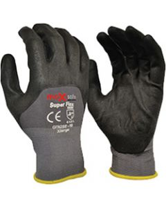 MAXISAFE SYNTHETIC COAT GLOVES,Supaflex 3/4 Coated Glove,Small