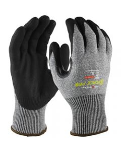 MAXISAFE CUT RESISTANT GLOVES,G-Force HiCut Safety Glove,Level 5 HDPU, 2XL