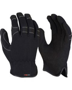 MAXISAFE MECHANICS GLOVES,G-Force Rigger Synthetic Glove,Large