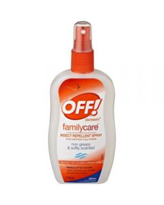 OFF! SKINTASTIC INSECT,Repellent Spray 175ml,