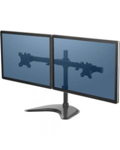 FELLOWES MONITOR ARM,Professional Series,Dual Horizontal Mount