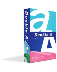 Double A Copy Paper A4,80gsm White,Ream of 500