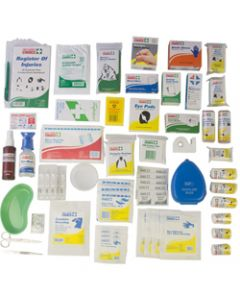 TRAFALGAR FIRST AID KIT,National with Place,Refill