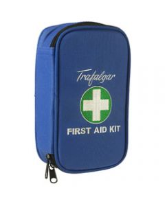 TRAFALGAR VEHICLE F/A KIT,Low Risk Kit Soft Case,Blue