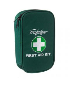TRAFALGAR VEHICLE F/A KIT,Low Risk Kit Soft Case,Green
