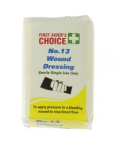 TRAFALGAR WOUND DRESSING,FAC Wound Dressing No.13