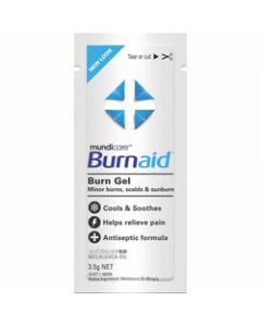 TRAFALGAR BURNAID SACHET,Burnaid Burn Gel 3.5gram,Pack of 10