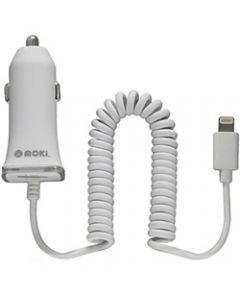 Moki Fixed Lightning Charger,(Apple Lisenced)