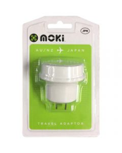 Moki Travel Adaptors - Japan,ACC MTAJA Adaptor