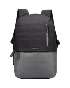 Mokey Odyssey BackPack,Fits up to 15.6 Inch Laptop,Black / Grey