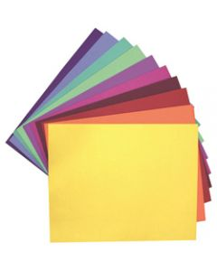 Colourful Days Colourboard 510x640mm 200gsm Assorted Pack of 50