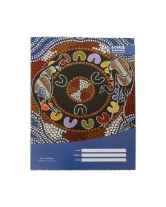 Cultural Choice scrap book 100gsm 335 x 245mm 64 pages - Pack of 10