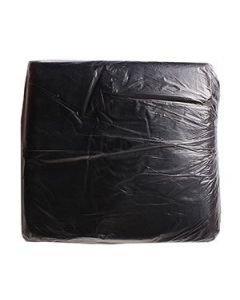 Bin Liner  Hd 120L 950X1100Mm Black Ctn-100