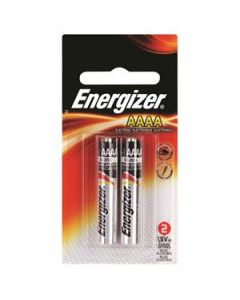 Battery Energizer Alkaline Aaaa  Card-2