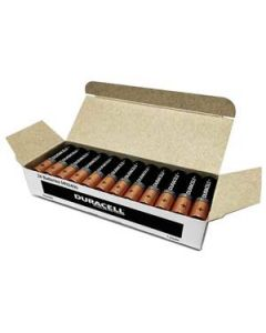 Battery Duracell Alkaline Coppertop Aaa Bulk Box24