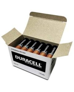 Battery Duracell Alkaline Coppertop Aa Bulk Box24