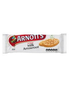 Biscuits Arnotts Milk Arrowroot 250Gm Pkt