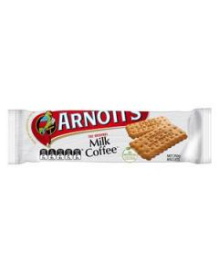 Biscuits Arnotts Milk Coffee 250Gm Pkt